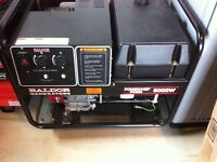 generatrice industrielle bald or 5000w