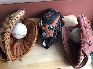 Baseball/ Softball gloves