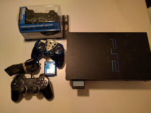 PlayStation 2 (PS2) Console + Games and Accessories
