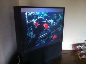 "Hitachi 60"" Ultra Vision Projection TV"