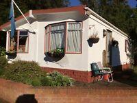 Short / long term rent of caravan at Brodie Forres.
