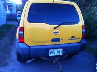 2002 Nissan Xterra VUS