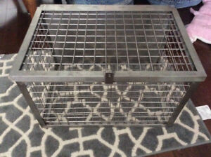 Stainless steel commercial cabinet