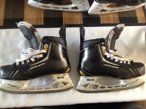 Top of line Bauer skates