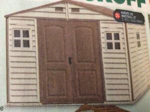 Storage shed 10 X 8