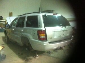 2004 Jeep Grand Cherokee  PARTING OUT