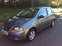 2006 Chevrolet Kalos 1.1 SE-12 months mot-76,000-Full dealer history-exceptional value