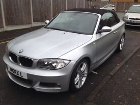 Bmw 1 series 118 m sport convertible