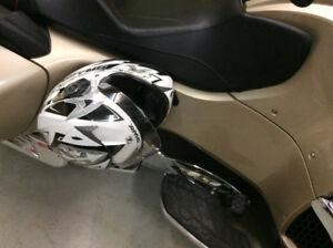 Spyder Helmet Lock