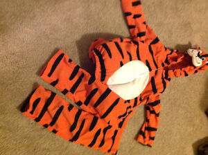 Tiger Halloween Costume - size 24 mos
