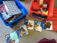 Brio Building Construction boxes 34580 and 34581