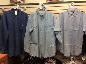 Jeans and other work clothing at great prices London Ontario image 2