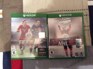 Xbox One with 2 controllers and 7 games St. John's Newfoundland image 2