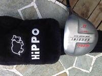 Hippo rescue wood