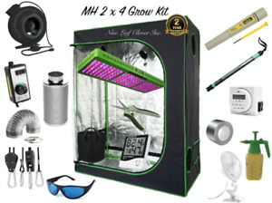 LED Lights, Grow Tents, Fans, and Filters!