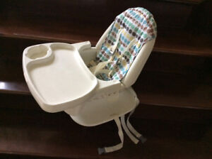 2 Feeding Chairs (Still Available)