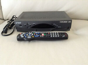 Rogers Cable Box - Explorer 4290