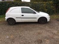 VAUXHALL CORSA 1.3 DIESEL SPORT VAN DRIVES GREAT CLEAN RUNNER DONT MISS OUT !!2006