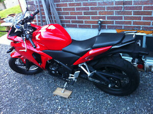2013 Honda 250R with ABS