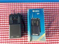 BIcon-Multi Band Radio Receiver AIR PB MARINE CITIZEN CB Etc