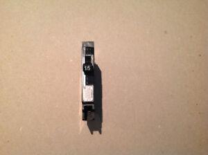 Disjoncteur/breaker SIEMENS BLUELINE 15A 1P