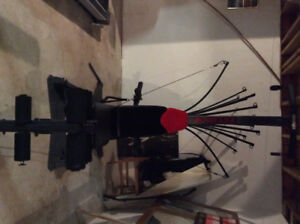 Bowflex - rarely used. Great condition