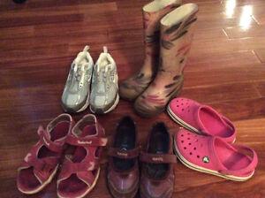 Girls shoe sale!