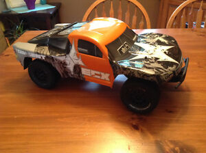 ECX Torment Roller, RC, Short Course Truck, Traxxas, Losi, Axial