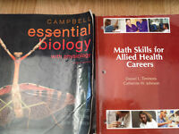 2015 ACC Students (NSCC)Biology Book (Math book is Sold)