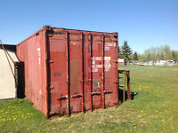 SEA CAN STORAGE CONTAINER