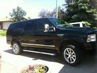 2005 Ford Excursion Limited SUV, Crossover