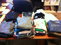 Bag Full of Womens' Clothes - Over 50 Pieces for sale!