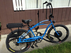 Electric bicycle kits/parts/batteries