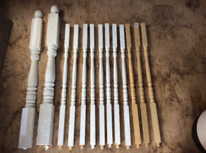 Baluster and Spindles
