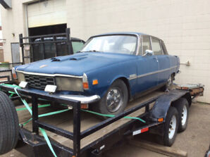 1970 Rover 3500S with 215 cubic inch all aluminium V8