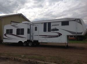 2006 5th wheel trailer
