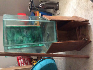 Project fish tank NOW $25