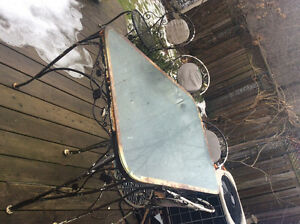 For free patio furniture