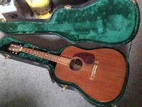 Martin D15 Dreadnought Acoustic Guitar