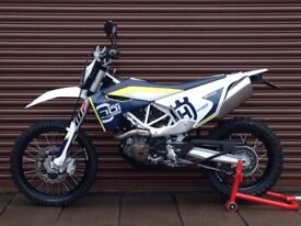 Husqvarna 701 ABS 690cc Enduro Only 2407miles. Nationwide Delivery Available.