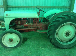 8N Ford tractor in great shape in Milton,on