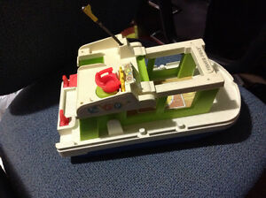 Vintage Fisher Price Ferry boat for sale