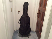 Soft cello case