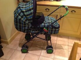 Mamas & papas Pram in excellent condition
