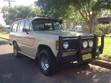 1985 Toyota LandCruiser Wagon Mount Druitt Blacktown Area Preview
