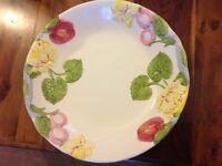 Handmade Large Pottery Dish x 1