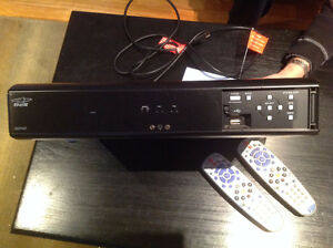 Bell Expressvu HD TV receiver and PVR 9242 for 2 TVs