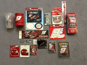 Assorted NASCAR Kasey Kahne Items
