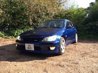 Toyota Altezza rs200 Z edition. 3sge auto, tiptronic, LSD