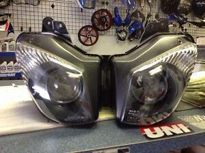 2009-2012 Kawasaki ZX6R Headlight